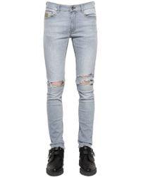 "April77 - Jeans ""joey Relic Ashbury"" In Denim 16cm - Lyst"