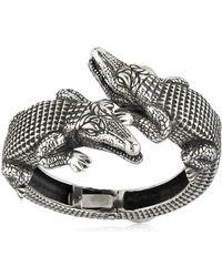 Cantini Mc Firenze - Kokko Twins Antique Finish Bracelet - Lyst