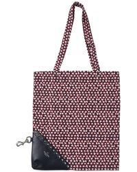 Valentino - Stars Packable Light Nylon Tote Bag - Lyst
