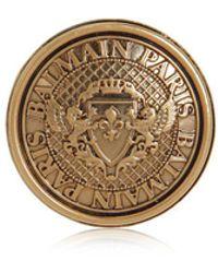 Balmain - Coin Mono Earring - Lyst