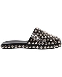Jeffrey Campbell - Sabot In Vernice Con Borchie 10mm - Lyst