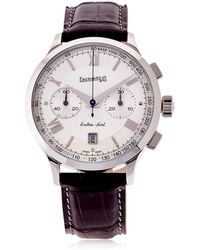 Eberhard & Co. - Extra Fort Chrono Watch - Lyst