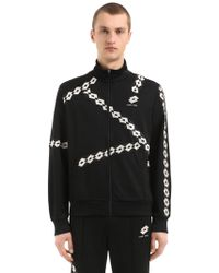 "Damir Doma - Giacca ""lotto"" In Nylon Con Zip - Lyst"
