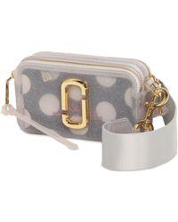 Marc Jacobs - Snapshot Jelly Glitter Shoulder Bag - Lyst