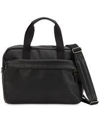 Eastpak - 16l Bartech Leather Briefcase - Lyst