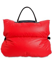 Valextra - Reversible Small Nylon Down Bag Cover - Lyst