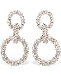 Ca&Lou - Gio Chain Earrings - Lyst