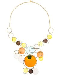 Missoni - Mother Of Pearl Necklace - Lyst