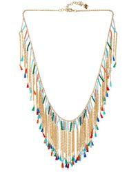 Rosantica | Allegria Necklace W/ Fringe & Tassels | Lyst