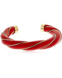 Aurelie Bidermann | Diana Twisted Bracelet | Lyst