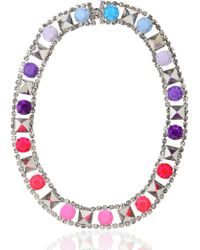 Tom Binns | Noble Savage Colour Necklace | Lyst