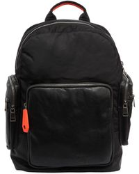 Bikkembergs - Next 2.0 Faux Leather Backpack - Lyst