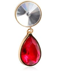 DSquared² - Magnetic Jewel Mono Earring - Lyst