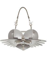 Niels Peeraer | Wings Heart Leather Shoulder Bag | Lyst