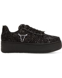 Windsor Smith - 50mm Rosine Glittered Trainers - Lyst