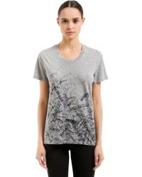 Burberry - Doodle Print T-shirt - Lyst