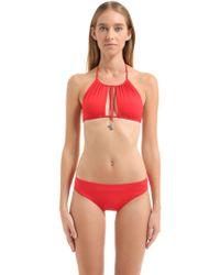 La Perla - Triangle Bikini Top - Lyst