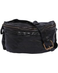 Campomaggi - Vintage Effect Leather Beltpack - Lyst