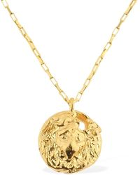 Alighieri - The Lion Of The Night Necklace - Lyst