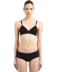 Wolford - Triangle Swim Bra - Lyst