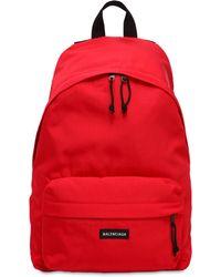 Balenciaga - Nylon Backpack - Lyst