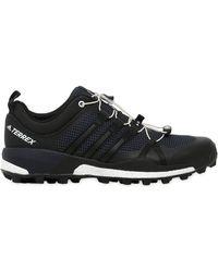 adidas Originals - Terrex Boost Skychaser Trail Sneakers - Lyst