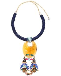 Anita Quansah London - Ona Necklace - Lyst