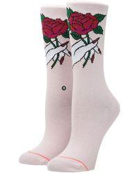 Stance - Rosalinda Cotton Blend Socks - Lyst