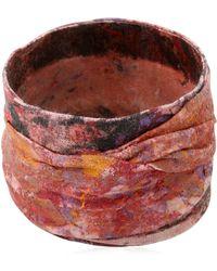 Alice Visin - Silenzio Stampa Collection Bracelet - Lyst