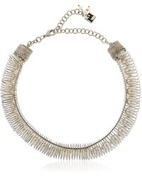 Rosantica - Trottola Beaded Necklace - Lyst