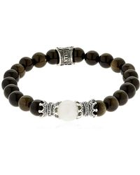 Cantini Mc Firenze - Bracelet With Beads - Lyst