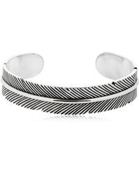 Philippe Audibert - Ahe Brass Bracelet - Lyst