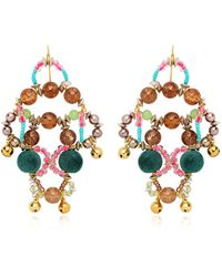 Anita Quansah London - Bee Earrings - Lyst