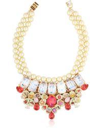 Bijoux De Famille - Text Me Necklace - Lyst