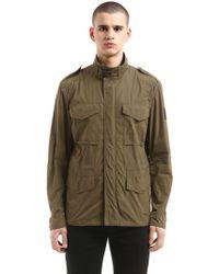 Belstaff - Tylewood Cotton Field Jacket - Lyst
