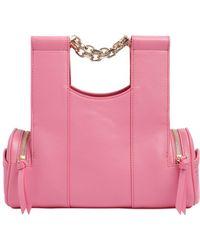 Corto Moltedo - Priscillini Leather Shoulder Bag - Lyst
