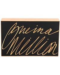 Lulu Guinness - One In A Million Perspex Clutch - Lyst