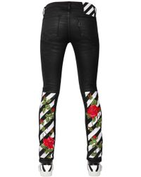 Shop Women's Off-White c/o Virgil Abloh Jeans from $105 | Lyst