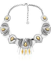 La Perla - Arya Necklace - Lyst