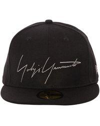 Yohji Yamamoto - 59fifty New Era Baseball Hat - Lyst