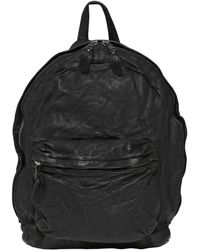 Giorgio Brato - Washed Nappa Backpack - Lyst