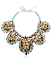 Anita Quansah London - Leire Necklace - Lyst