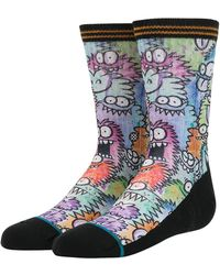 Stance | Monster Party Sub Cotton Blend Socks | Lyst