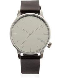 Komono - Winston Mirror Series Watch - Lyst