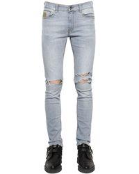 April77 - 16cm Joey Relic Ashbury Denim Jeans - Lyst