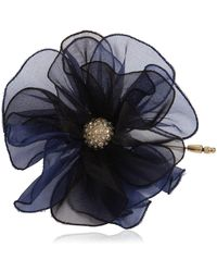 Lanvin | Flower Pin | Lyst