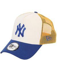 KTZ - New York Yankees Trucker Hat - Lyst