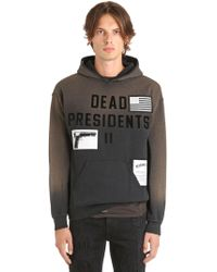 MadeWorn - Dead Presidents Ii Hooded Sweatshirt - Lyst