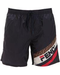 Fendi - Mania Boxer Shorts - Lyst