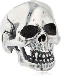 Cantini Mc Firenze - Skull Ring - Lyst